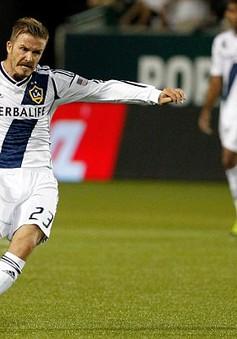 Giovinco phá kỉ lục đá phạt của David Beckham