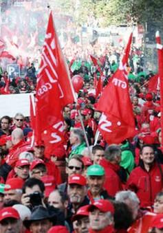 Bỉ: 45.000 người biểu tình phản đối chính sách khắc khổ