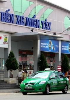 TP.HCM xây bến xe miền Tây mới ở huyện Bình Chánh