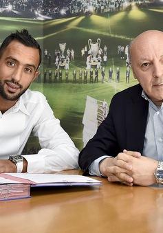 """Juventus """"giải thoát"""" Medhi Benatia"""