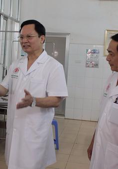 Nam bệnh nhân bị đâm xuyên tim được xuất viện
