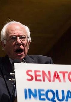 Thượng nghị sĩ Bernie Sanders tuyên bố tiếp tục cuộc đua vào Nhà Trắng
