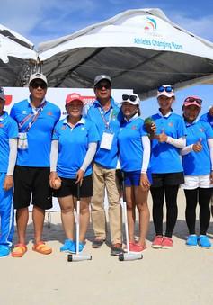 ABG 2016: ĐT bóng gỗ Việt Nam giành HCV đầu tiên cho đoàn thể thao Việt Nam