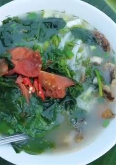 Canh cá Quỳnh Côi, món dân dã đậm hồn quê