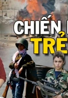 Biến trẻ em thành chiến binh đánh bom tự sát - Chiêu thức khủng bố dã man của IS