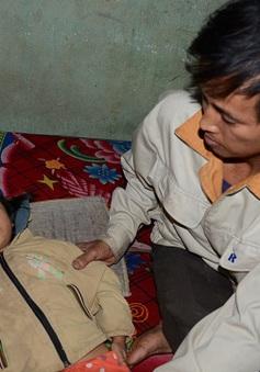 Bi đát bé 4 tuổi bị xuất huyết giảm tiểu cầu không tiền chạy chữa