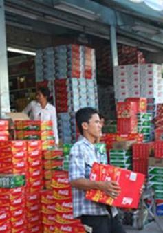 Người dân TP.HCM tiêu thụ 40 triệu lít bia dịp Tết