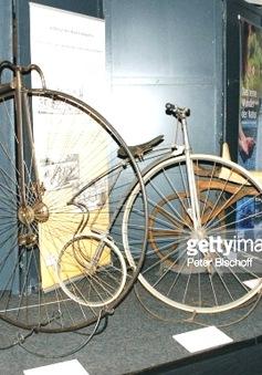 Lịch sử phát triển thú vị của chiếc xe đạp