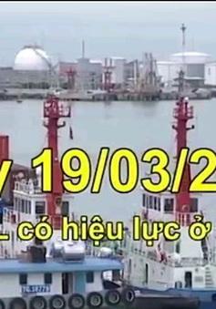 Việt Nam nỗ lực triển khai Công ước Marpol ngăn ngừa ô nhiễm do tàu gây ra