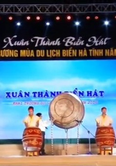Bắt đầu mùa du lịch biển Hà Tĩnh 2016