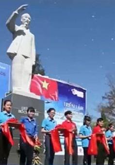 600 sinh viên hưởng ứng Tuần lễ Biển và Hải đảo năm 2016