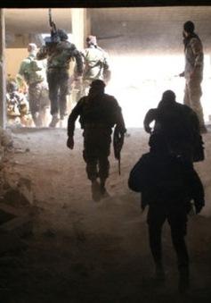 Lệnh ngừng bắn nhân đạo tại Syria hết hiệu lực
