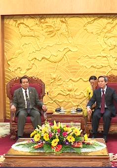 Xây dựng biên giới Việt Nam - Lào ổn định phát triển