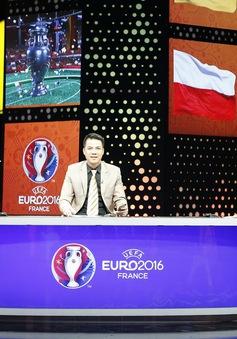 Xuyên đêm với các BLV Thể thao VTV mùa EURO
