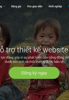 Tổ chức thiện nguyện được hỗ trợ thiết kế website miễn phí