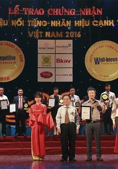 Bkav tiếp tục xuất hiện trong Top 10 nhãn hiệu nổi tiếng nhất Việt Nam