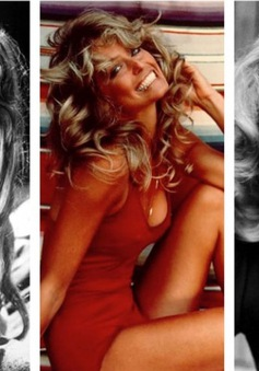 Nao lòng trước những kiều nữ tóc vàng nóng bỏng của Hollywood