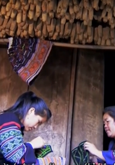 Người phụ nữ dân tộc Mông đấu tranh chống nạn buôn người