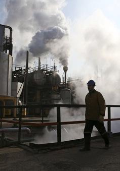 Giá dầu tại thị trường Mỹ giảm 1,2%
