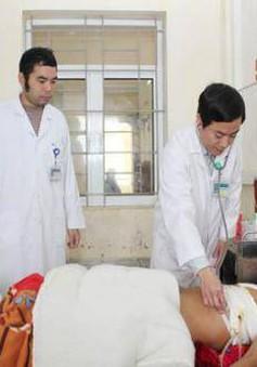 Hà Tĩnh: Cứu sống bệnh nhân bị bạn nhậu đâm thấu tim