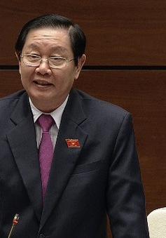 Bộ trưởng Bộ Nội vụ: Đã kiểm tra việc bổ nhiệm người nhà ở 9 địa phương