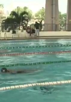 Đà Nẵng phấn đầu 100% học sinh biết bơi khi tốt nghiệp tiểu học