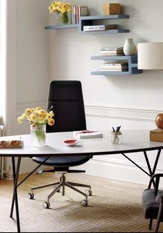Những góc giúp bạn ngập tràn cảm hứng làm việc tại nhà