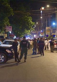 Nổ lựu đạn ở thủ đô Campuchia, một người Việt bị thương