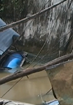 Đồng Tháp: Tử vong vì bị cuốn vào ống bơm nước