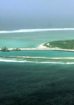 Quân đội Mỹ sẽ tiếp tục tuần tra biển Đông bất chấp tên lửa Trung Quốc