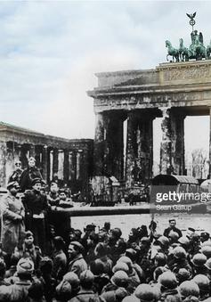 Trận đánh Berlin 1945 qua hồi ức cựu chiến binh Liên Xô