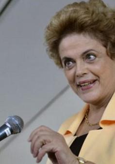 Brazil thông qua việc luận tội Tổng thống