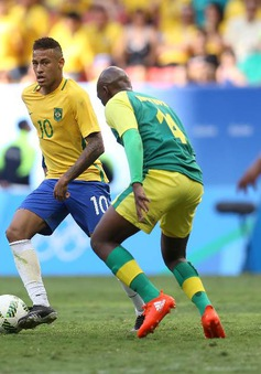 VIDEO Olympic Rio 2016: Thi đấu hơn người, Brazil vẫn bị chia điểm trong trận ra quân
