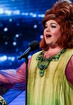 Chàng trai giả gái gây choáng váng ở Britain's Got Talent 2016