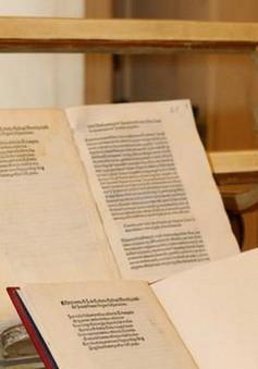 Tìm thấy bức điện cổ tuyên bố tìm ra châu Mỹ của Christopher Columbus