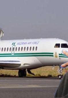 Kinh tế suy thoái, Tổng thống Nigeria chỉ thị bán 2 chuyên cơ