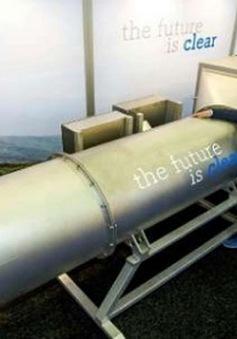 Máy hút bụi loại bỏ các hạt độc hại trong không khí