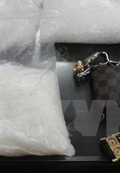 Công an TP Hà Nội bắt 3 vụ ma túy lớn