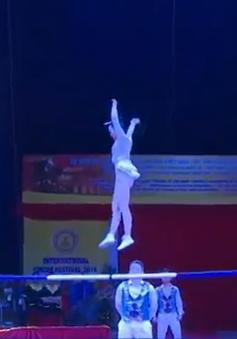 Khai mạc Liên hoan Xiếc Quốc tế 2016