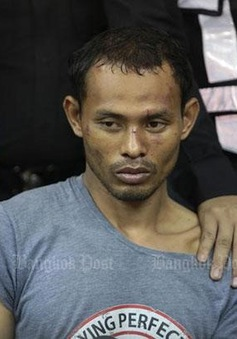 Thái Lan: Chạy trốn cảnh sát, xe tải đâm vào 41 xe hơi