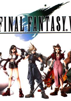 Final Fantasy VII chính thức ra mắt phiên bản Android