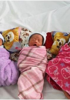 Cấp cứu thành công sản phụ sinh 3 thiếu tháng tại Cần Thơ