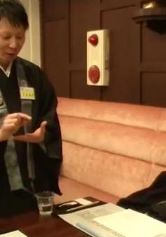 Quán cà phê Nhật Bản đưa Phật giáo đến gần hơn với giới trẻ