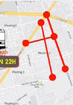 Cấm ô tô khách tại một số tuyến đường TP.HCM