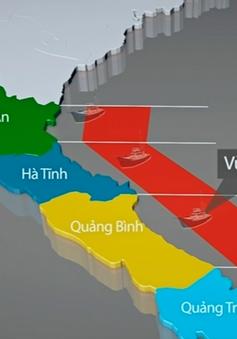 Lập bản đồ cấm khai thác cá biển tầng đáy tại 4 tỉnh miền Trung