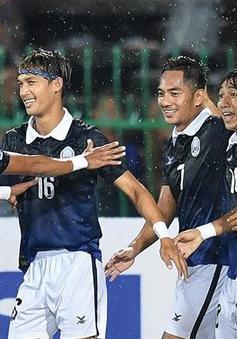Vòng loại AFF Suzuki Cup 2016: ĐT Campuchia tiếp tục thăng hoa