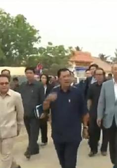 Campuchia khởi công dự án nâng cấp Quốc lộ 21