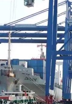 Nhiều DN Việt thiệt hại do hàng hóa kẹt trên tàu Hanjin