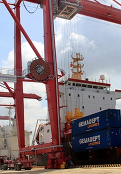 Cảng Container SP - ITC đi vào hoạt động