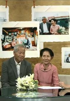 Bộ ảnh cưới gây xúc động của hai cụ già nhặt rác sau nửa thế kỷ sống chung